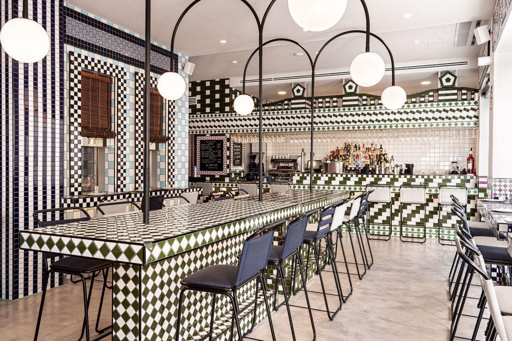 Masquespacio diseña restaurante La Sastrería en Valencia 9