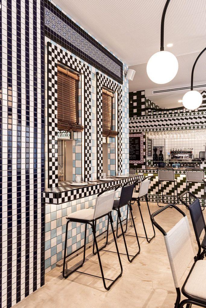 Masquespacio diseña restaurante La Sastrería en Valencia 11