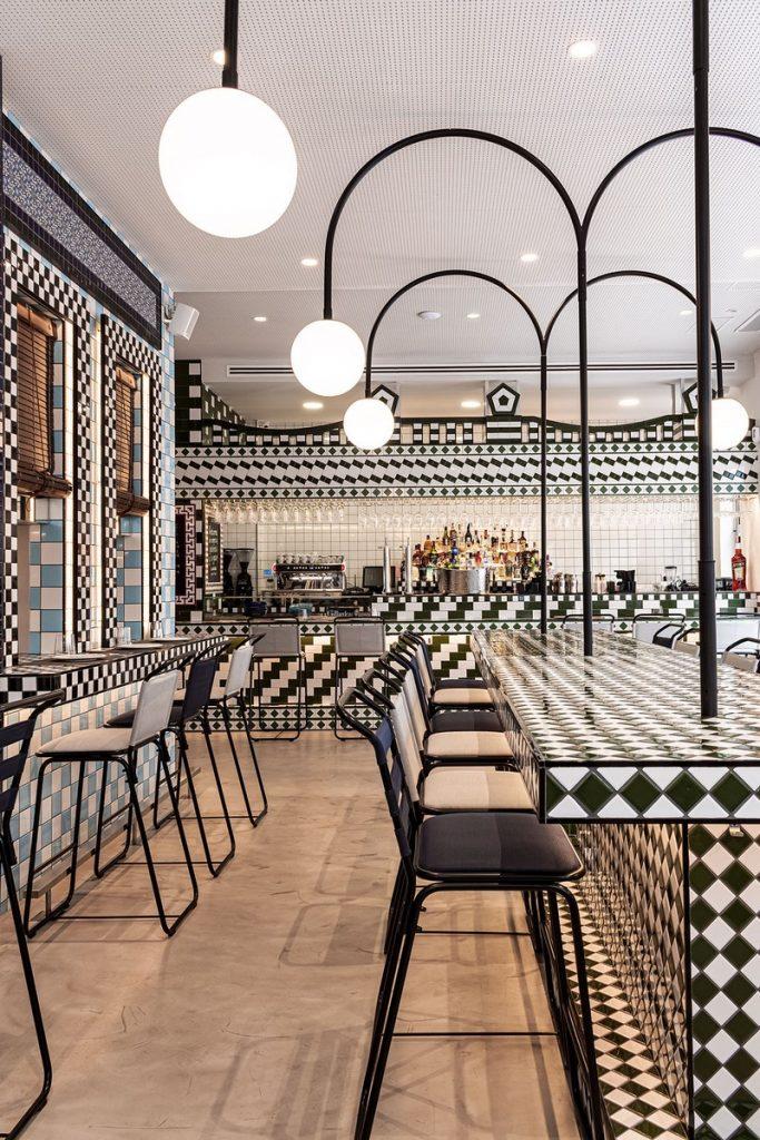 Masquespacio diseña restaurante La Sastrería en Valencia 12