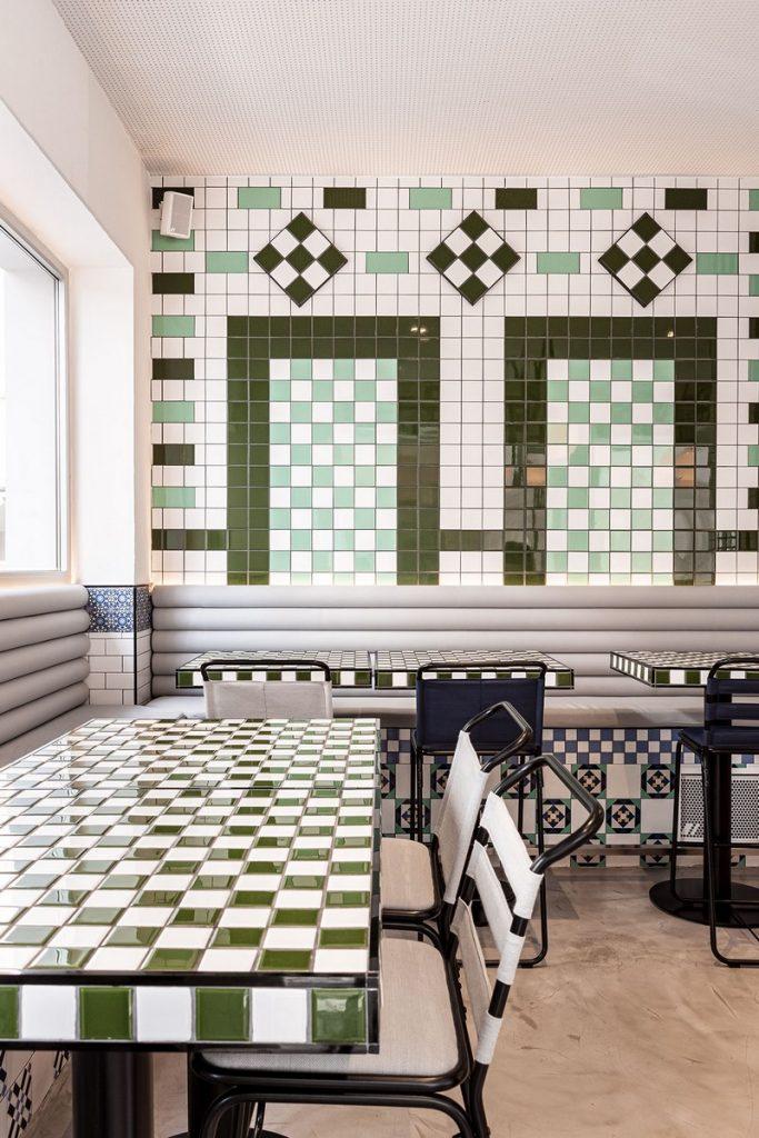 Masquespacio diseña restaurante La Sastrería en Valencia 13