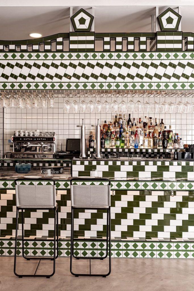 Masquespacio diseña restaurante La Sastrería en Valencia 14