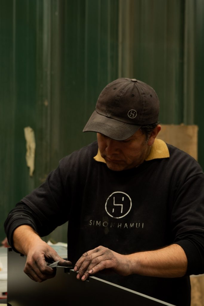 Simon Hamui desafía el diseño tradicional mediante la integración de lo personalizado 1