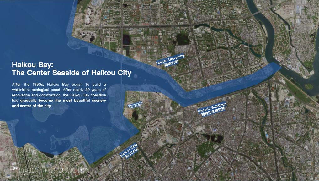 LA CIUDAD DE HAIKOU INVITA A LOS MEJORES ARQUITECTOS Y ARTISTAS DEL MUNDO A CONSTRUIR 16 PABELLONES PÚBLICOS JUNTO AL MAR 9