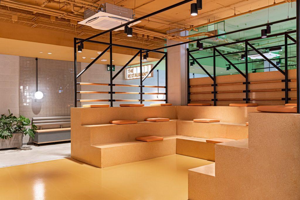 Masquespacio diseña la nueva residencia universitaria Resa San Mamés en Bilbao 9