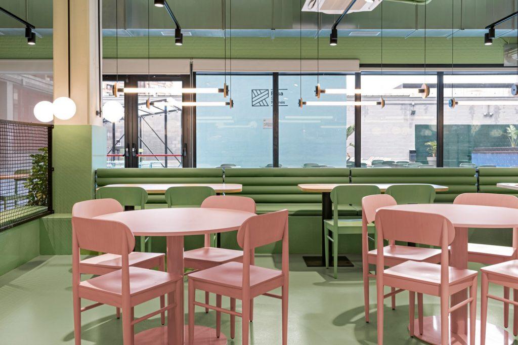 Masquespacio diseña la nueva residencia universitaria Resa San Mamés en Bilbao 14