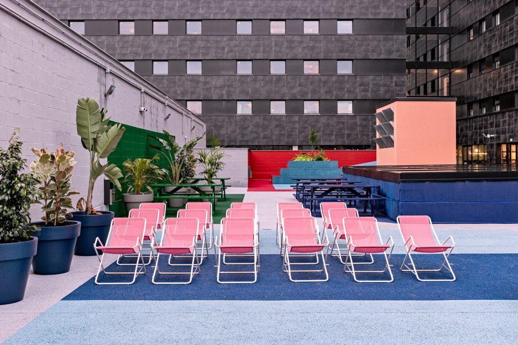 Masquespacio diseña la nueva residencia universitaria Resa San Mamés en Bilbao 15