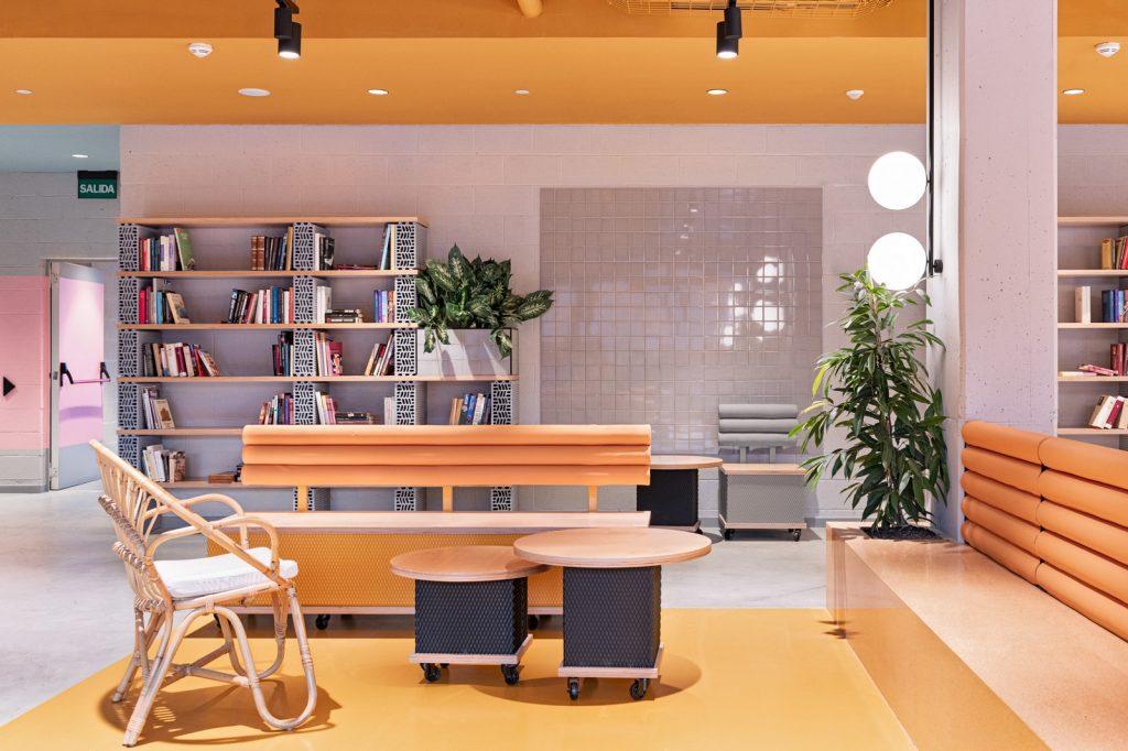 Masquespacio diseña la nueva residencia universitaria Resa San Mamés en Bilbao 5