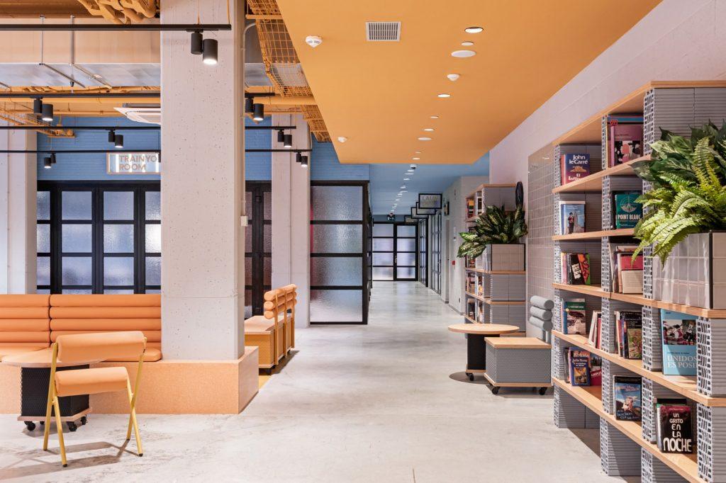 Masquespacio diseña la nueva residencia universitaria Resa San Mamés en Bilbao 7