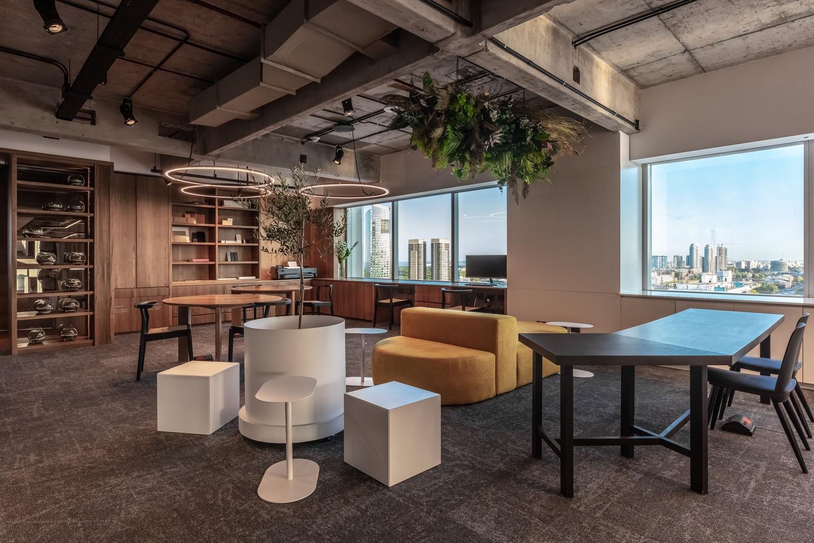 Oficinas de trabajo colaborativo 22