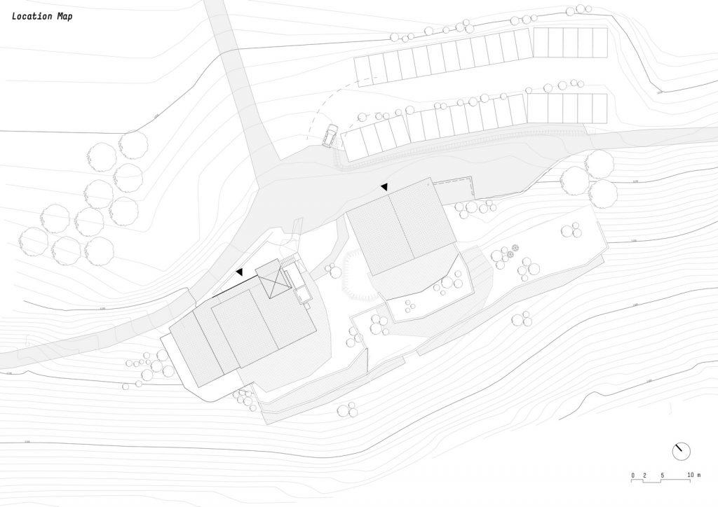 Gfell: un hotel debajo del granero 15