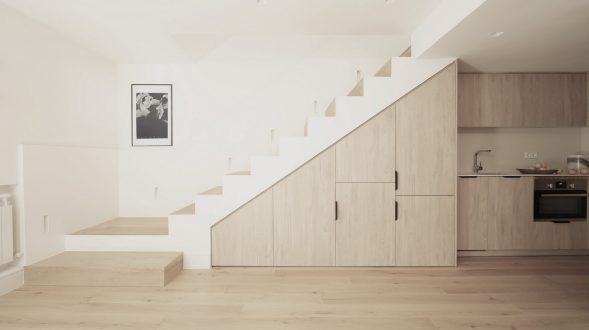 Apartamento en sótano 2