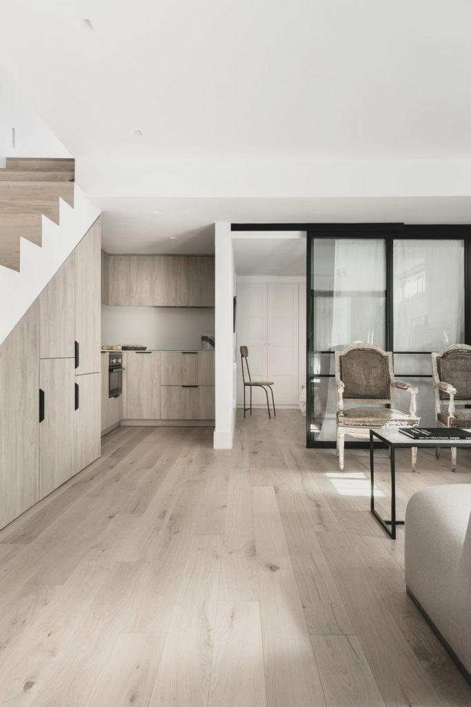 Apartamento en sótano 7