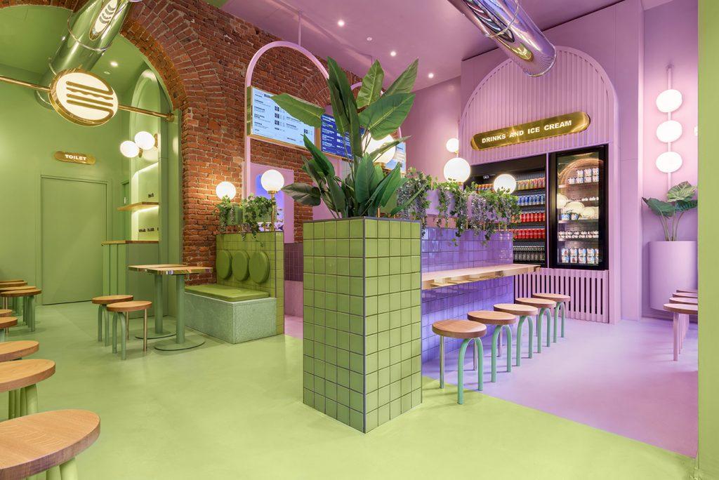 Masquespacio diseña su primer interiorismo en Milán 2