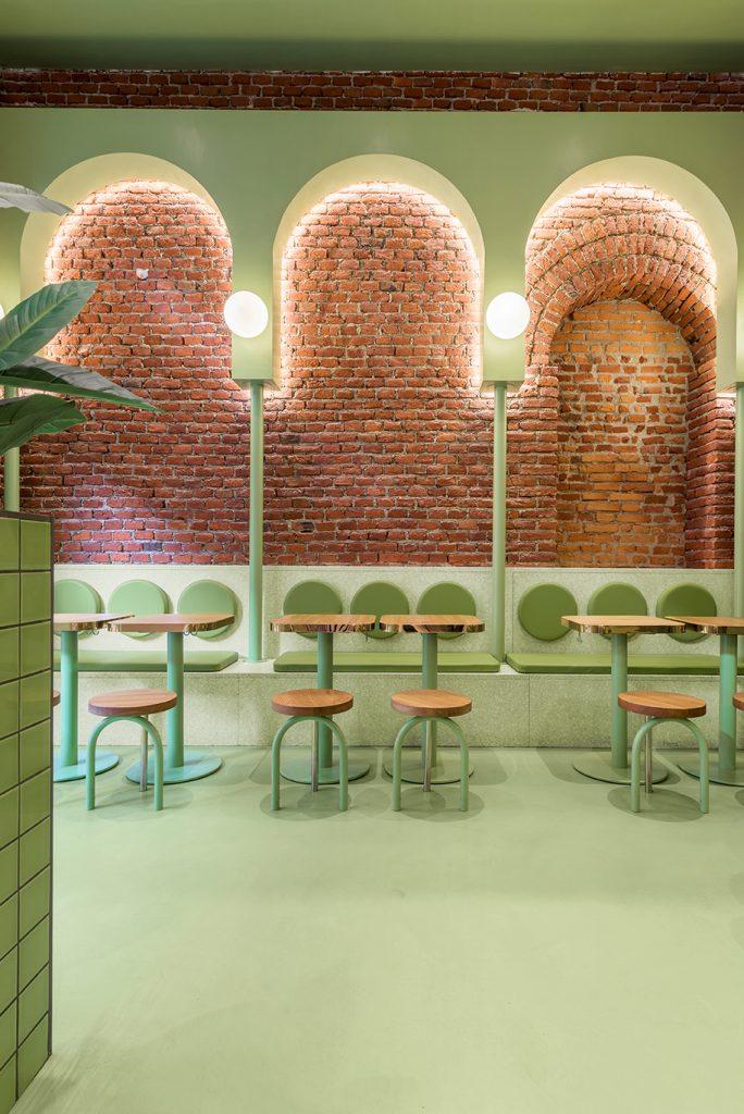 Masquespacio diseña su primer interiorismo en Milán 4