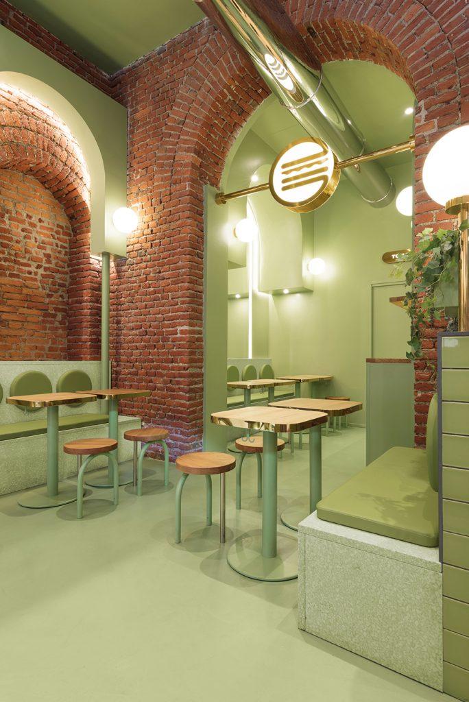 Masquespacio diseña su primer interiorismo en Milán 5
