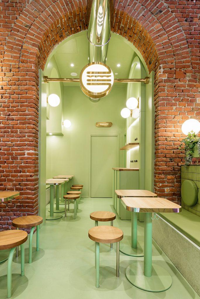 Masquespacio diseña su primer interiorismo en Milán 6