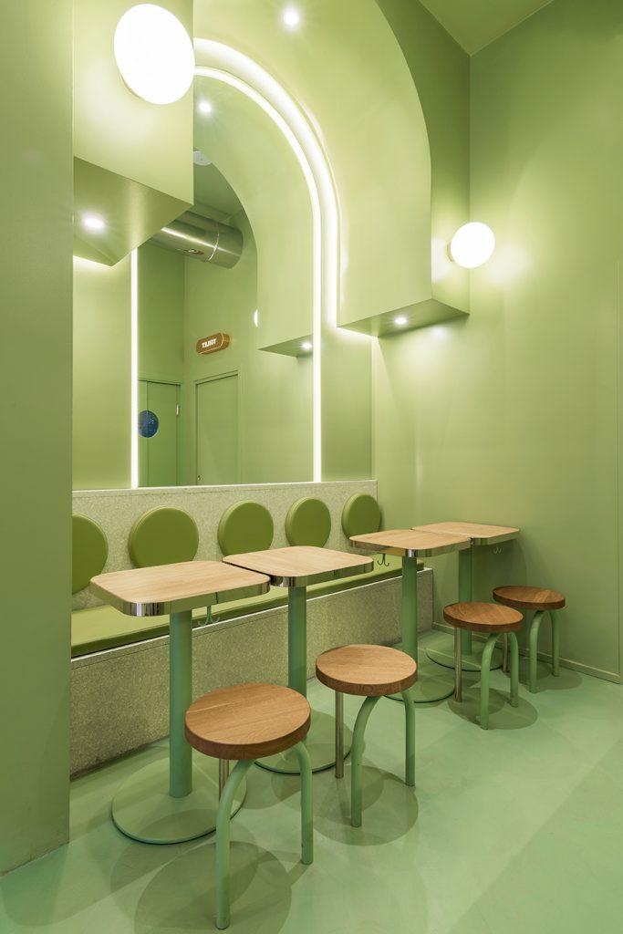 Masquespacio diseña su primer interiorismo en Milán 9