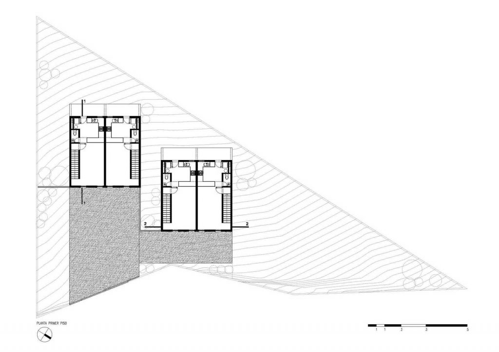 HOUSING LA HUELLA 18