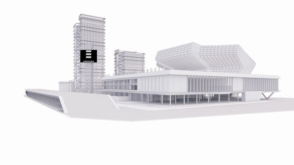 UNStudio en el consorcio ganador para el diseño, construcción, financiación y funcionamiento de un centro de conferencias y congresos emblemático en los Países Bajos 4