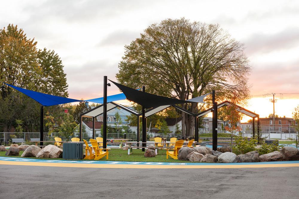 Collège Saint-Paul: llevar el interior al aire libre 2