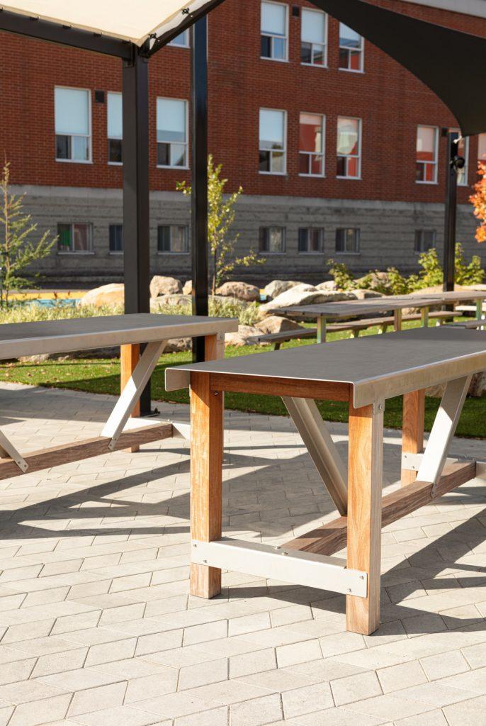 Collège Saint-Paul: llevar el interior al aire libre 4