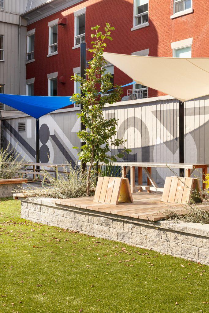 Collège Saint-Paul: llevar el interior al aire libre 6