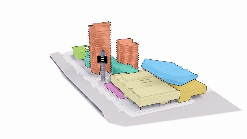 UNStudio en el consorcio ganador para el diseño, construcción, financiación y funcionamiento de un centro de conferencias y congresos emblemático en los Países Bajos 9