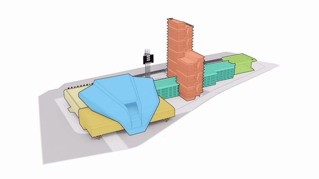 UNStudio en el consorcio ganador para el diseño, construcción, financiación y funcionamiento de un centro de conferencias y congresos emblemático en los Países Bajos 10