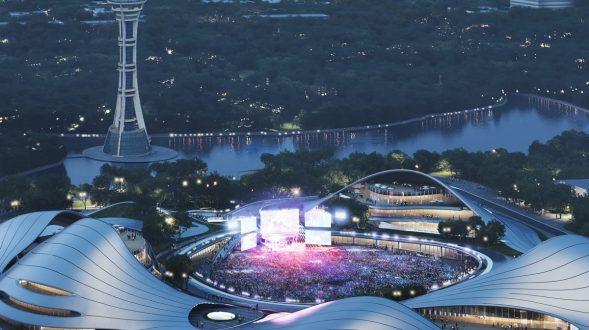 Un abrazo de la Ciudad - MAD Arquitectos Libera el diseño de la Jiaxing centro municipal 2