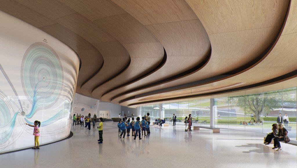 Un abrazo de la Ciudad - MAD Arquitectos Libera el diseño de la Jiaxing centro municipal 12