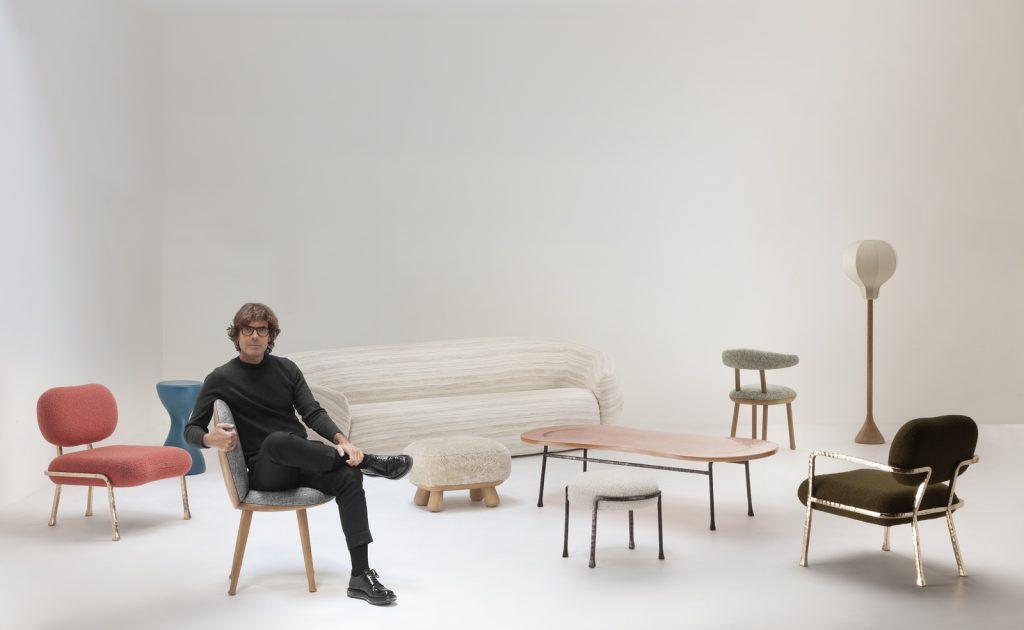 Pierre Yovanovitch anuncia el lanzamiento de su marca de muebles: Pierre Yovanovitch Mobilier 38