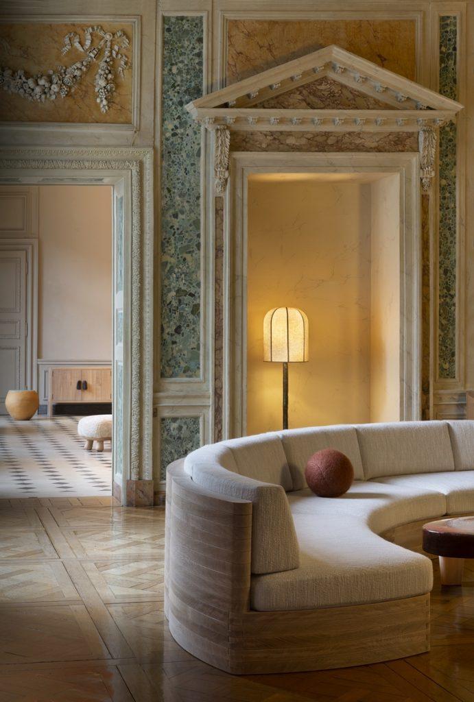 Pierre Yovanovitch anuncia el lanzamiento de su marca de muebles: Pierre Yovanovitch Mobilier 2
