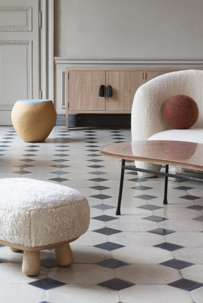 Pierre Yovanovitch anuncia el lanzamiento de su marca de muebles: Pierre Yovanovitch Mobilier 4
