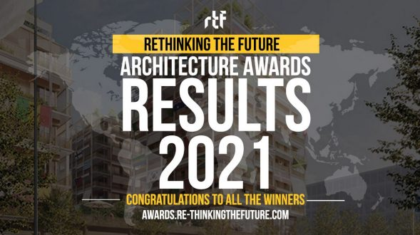 RTF anuncia los resultados de Rethinking The Future Awards 2021 a la excelencia en Arquitectura y Diseño 12