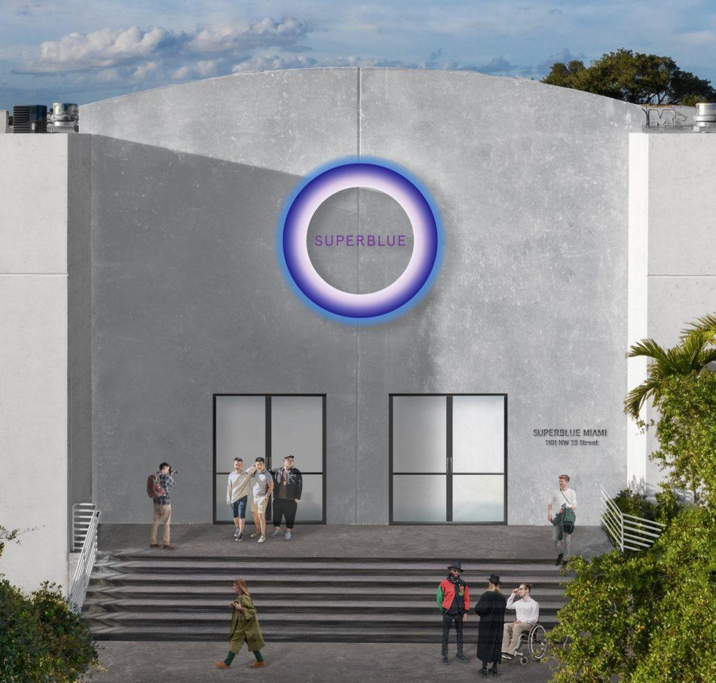 SUPERBLUE, EL NUEVO DESTINO DE ARTE EXPERIENCIAL REVOLUCIONARIO EN MIAMI 10