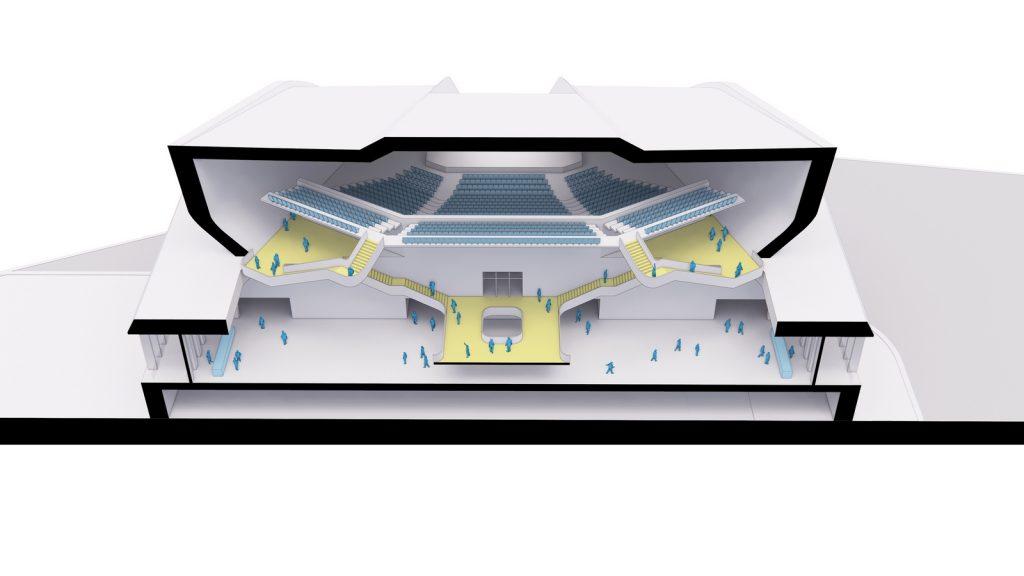 UNStudio en el consorcio ganador para el diseño, construcción, financiación y funcionamiento de un centro de conferencias y congresos emblemático en los Países Bajos 6