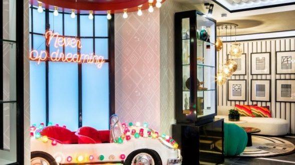El interiorista Alberto Aranda invita a soñar como un niño con un sorprendente despacho en Casa Decor 2021 21
