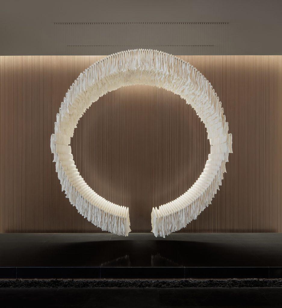 Jinmao Star in the Bund · Sala de exposiciones Qin Wang Fu 7