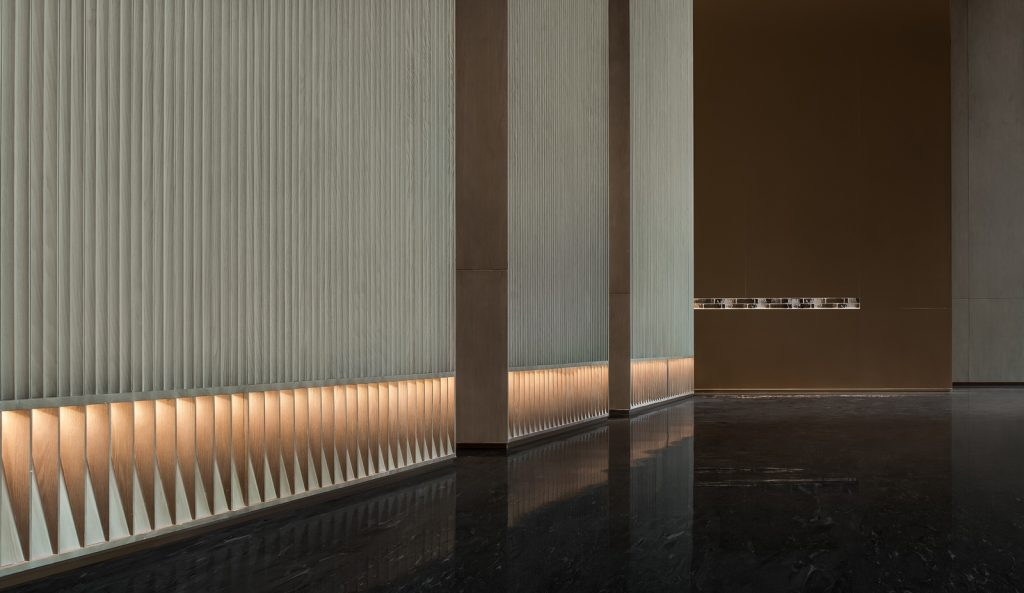 Jinmao Star in the Bund · Sala de exposiciones Qin Wang Fu 15