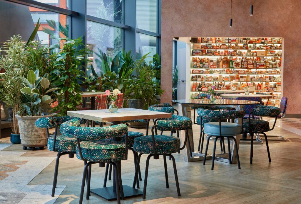 A la orilla del canal: Bondi Green Restaurant por Run For The Hills 2