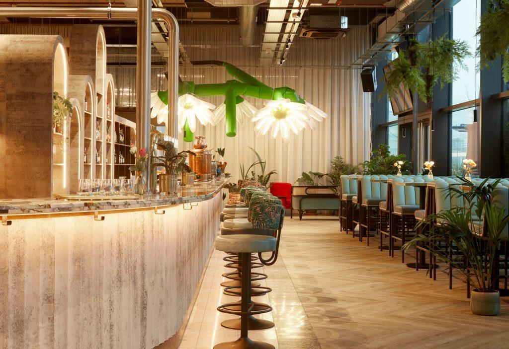 A la orilla del canal: Bondi Green Restaurant por Run For The Hills 6