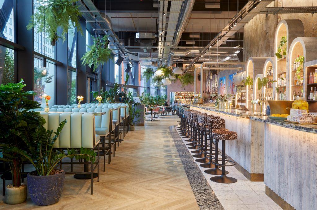 A la orilla del canal: Bondi Green Restaurant por Run For The Hills 8