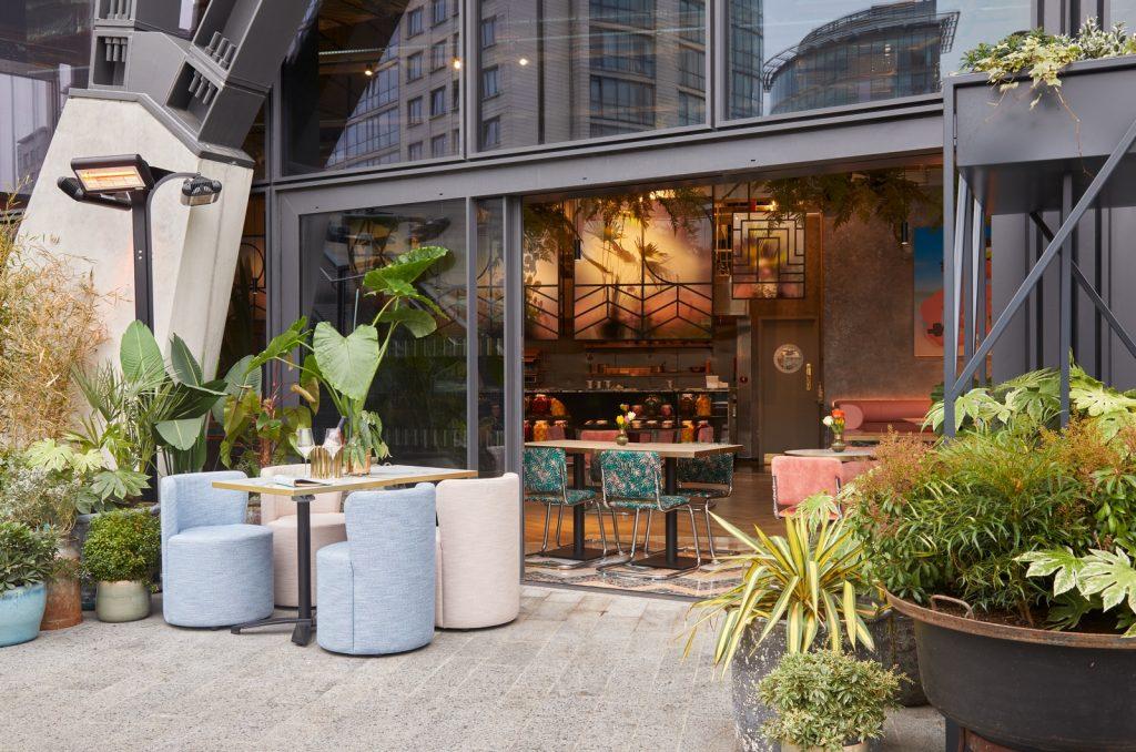 A la orilla del canal: Bondi Green Restaurant por Run For The Hills 9