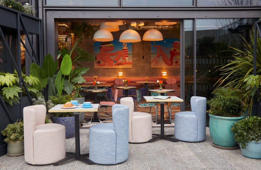 A la orilla del canal: Bondi Green Restaurant por Run For The Hills 3