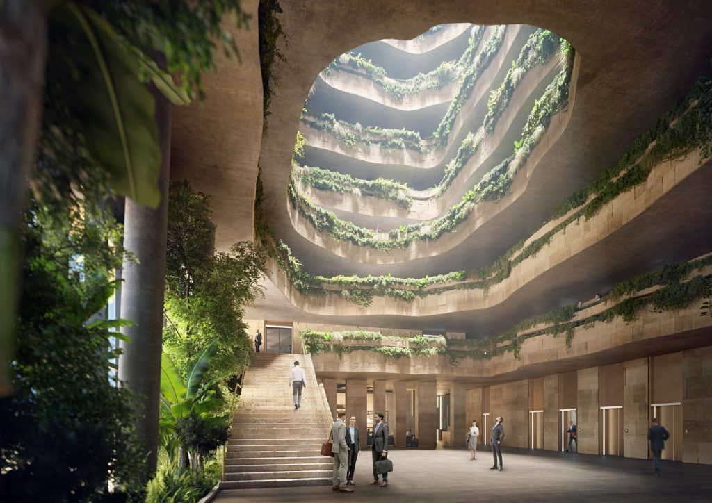 RMJM Milano gana el concurso para diseñar la sede de Sanko en Estambul, Turquía 2