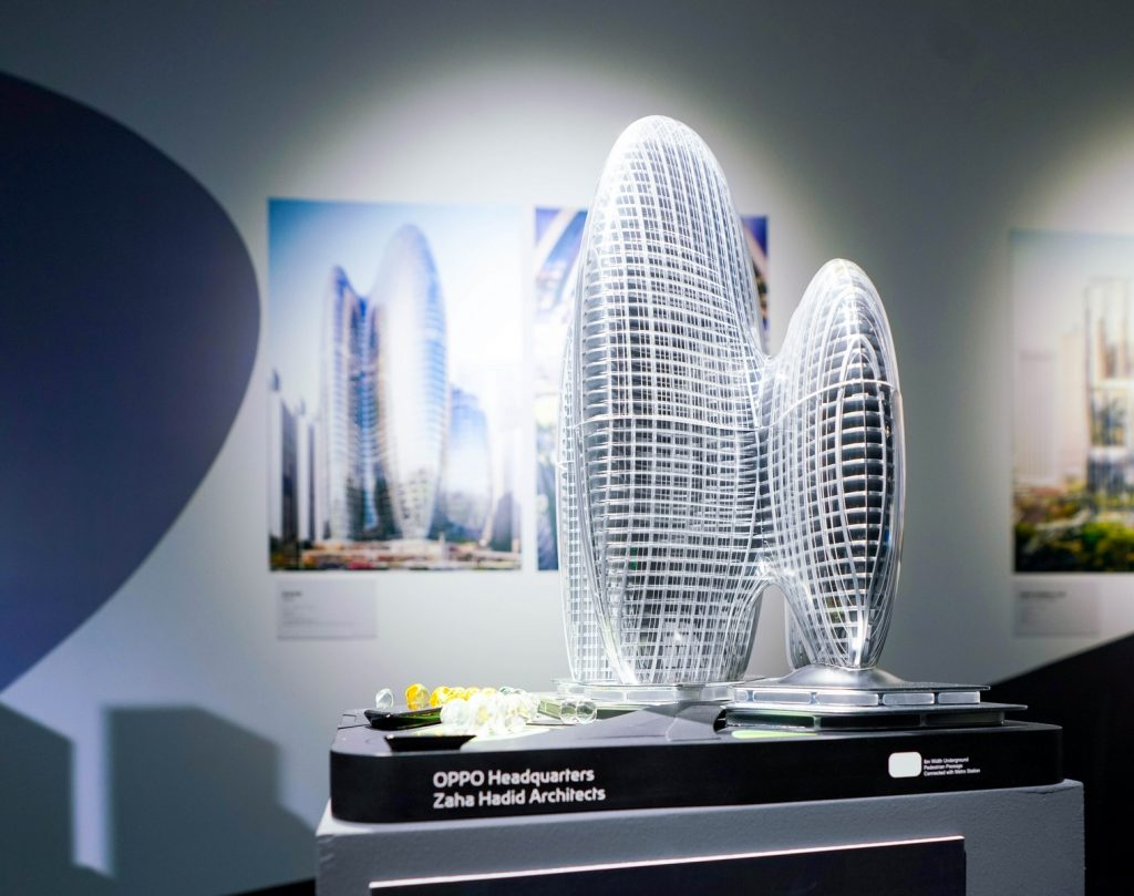 MAM Shanghai presenta la primera exposición de Zaha Hadid Architects en China continental, con una muestra retrospectiva de proyectos que datan desde 1982 hasta la actualidad 7