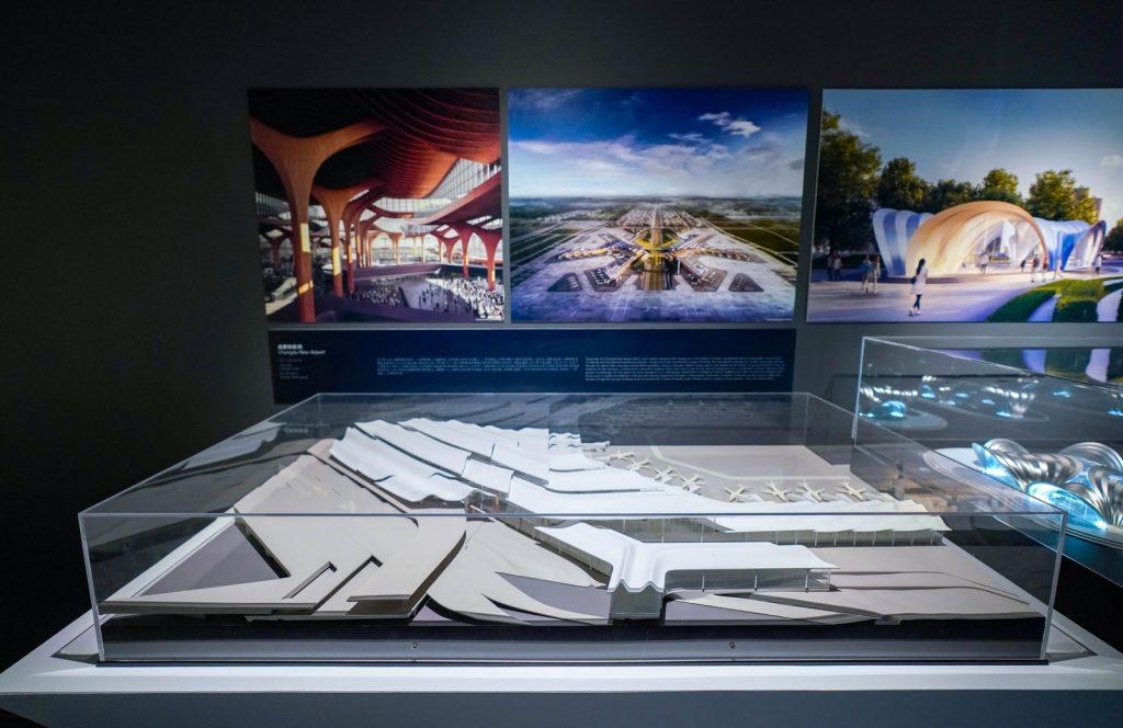 MAM Shanghai presenta la primera exposición de Zaha Hadid Architects en China continental, con una muestra retrospectiva de proyectos que datan desde 1982 hasta la actualidad 3