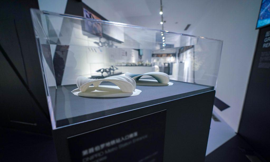 MAM Shanghai presenta la primera exposición de Zaha Hadid Architects en China continental, con una muestra retrospectiva de proyectos que datan desde 1982 hasta la actualidad 8
