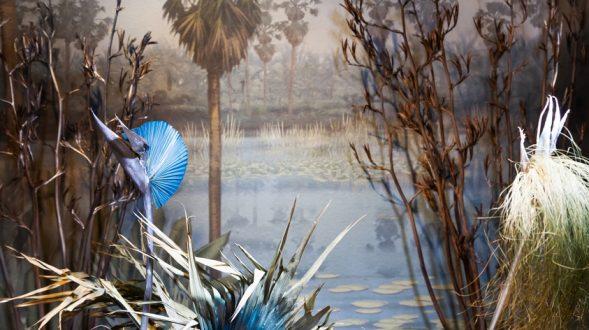 Sofia Willemoës presenta nuevo website y vidriera con empapelados metalizados 33