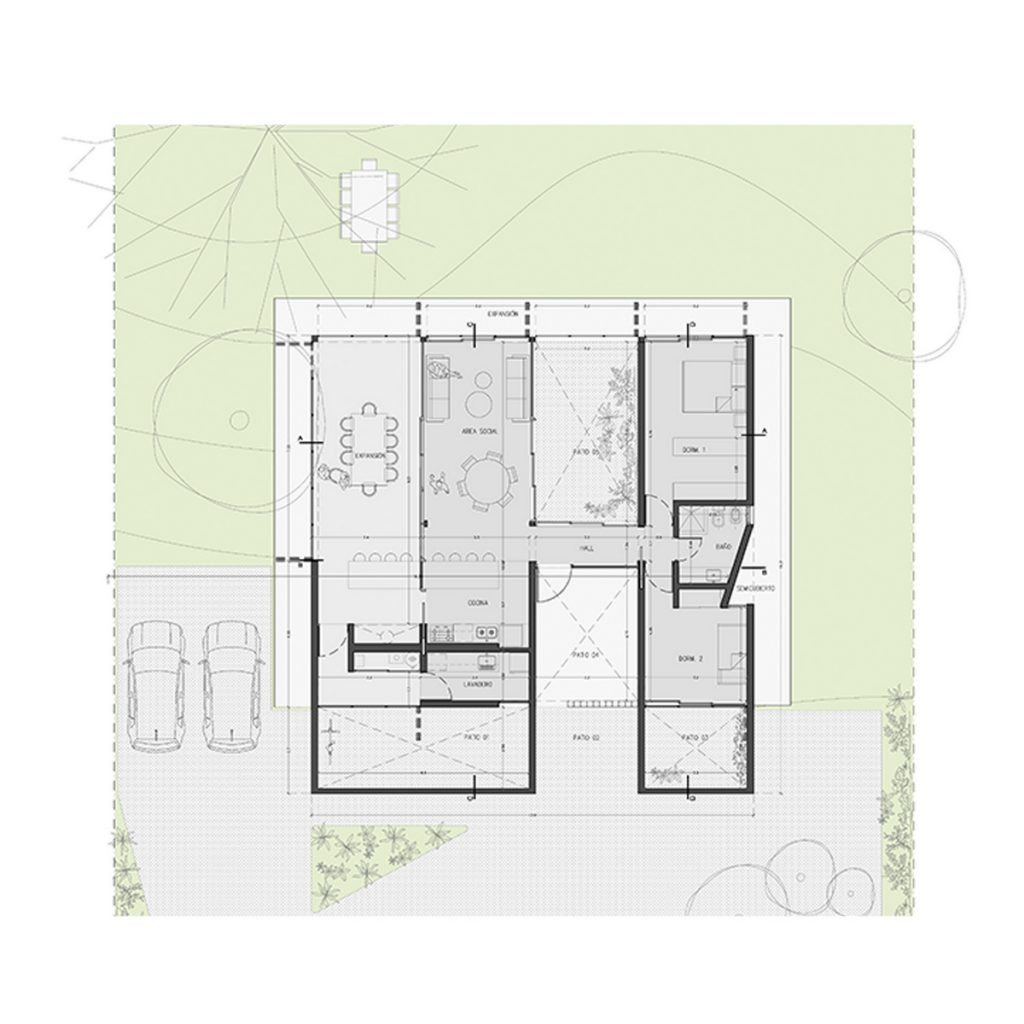 Casa SI 21